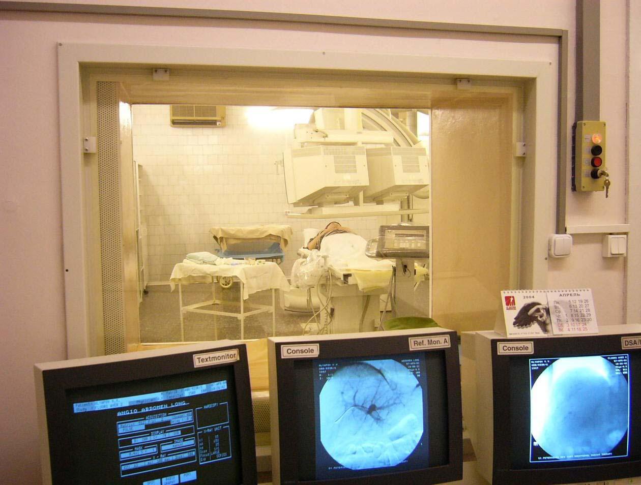 Радиология фото